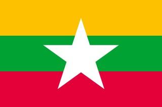 Drapeau Birmain