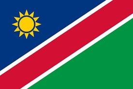 Drapeau Namibien