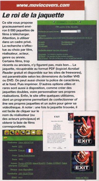 Caméra Vidéo Magazine